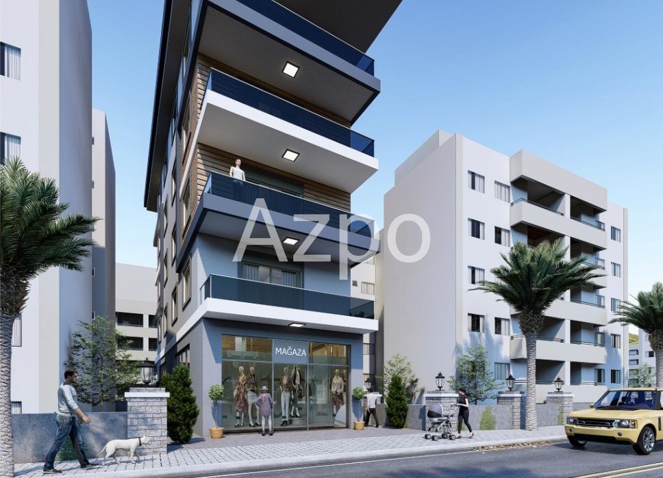 Новый инвестиционный проект в центре Алании - Фото 2