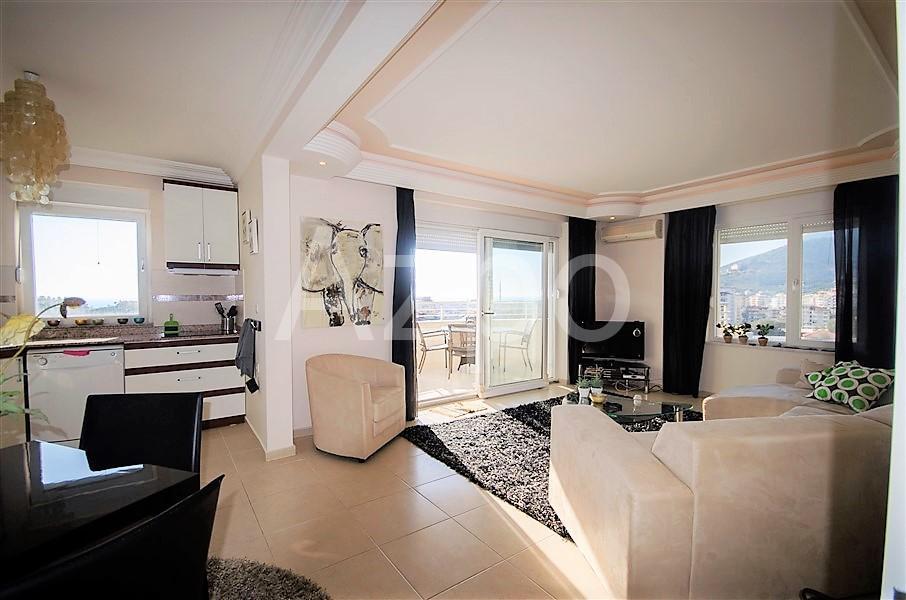 Трёхкомнатная квартира с видом на пляж Клеопатры - Фото 10