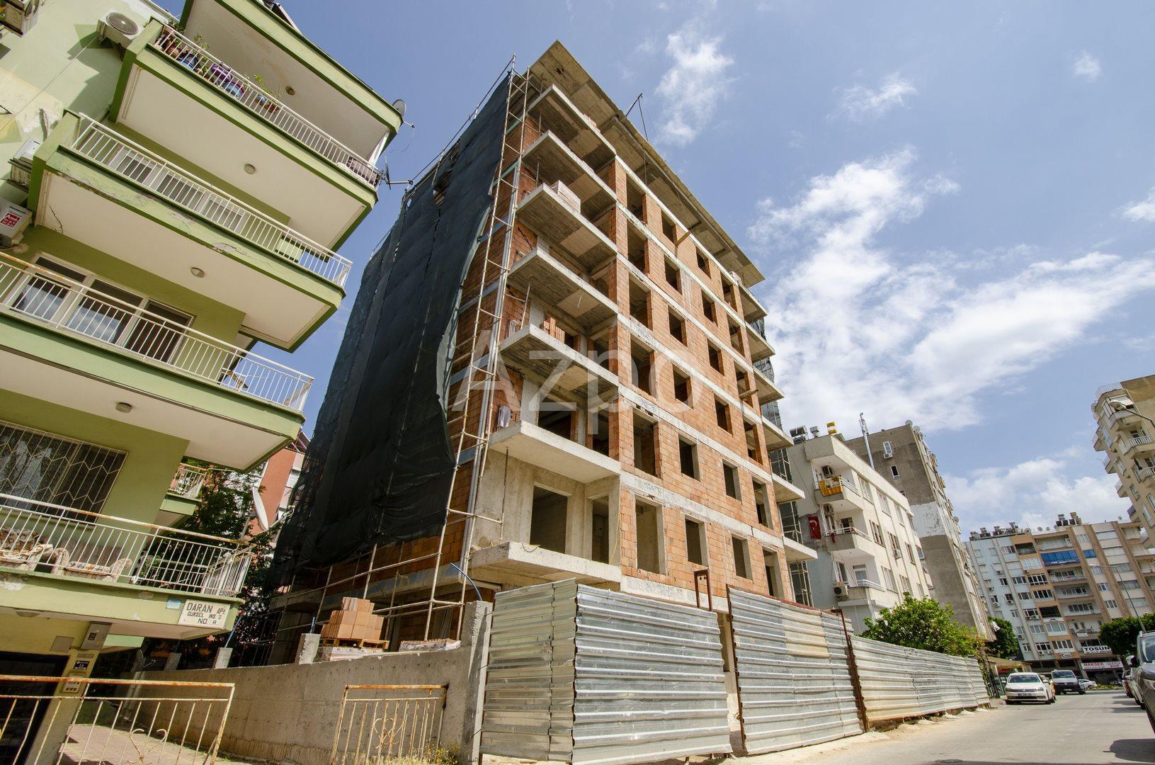 Инвестиционный проект в центре города Анталии - Фото 3