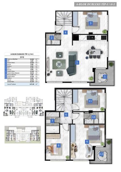 Уникальный проект жилого комплекса премиум класса - Фото 44