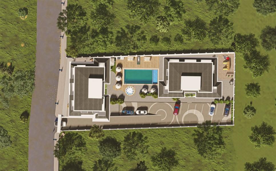 Квартиры в инвестиционном проекте жилого комплекса в Каргыджаке - Фото 8