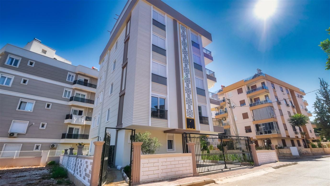 Новые квартиры в готовом жилом комплексе в центре Антальи - Фото 4
