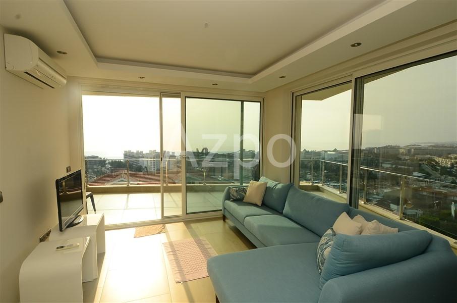 Двухкомнатная квартира с видом на море - Фото 5