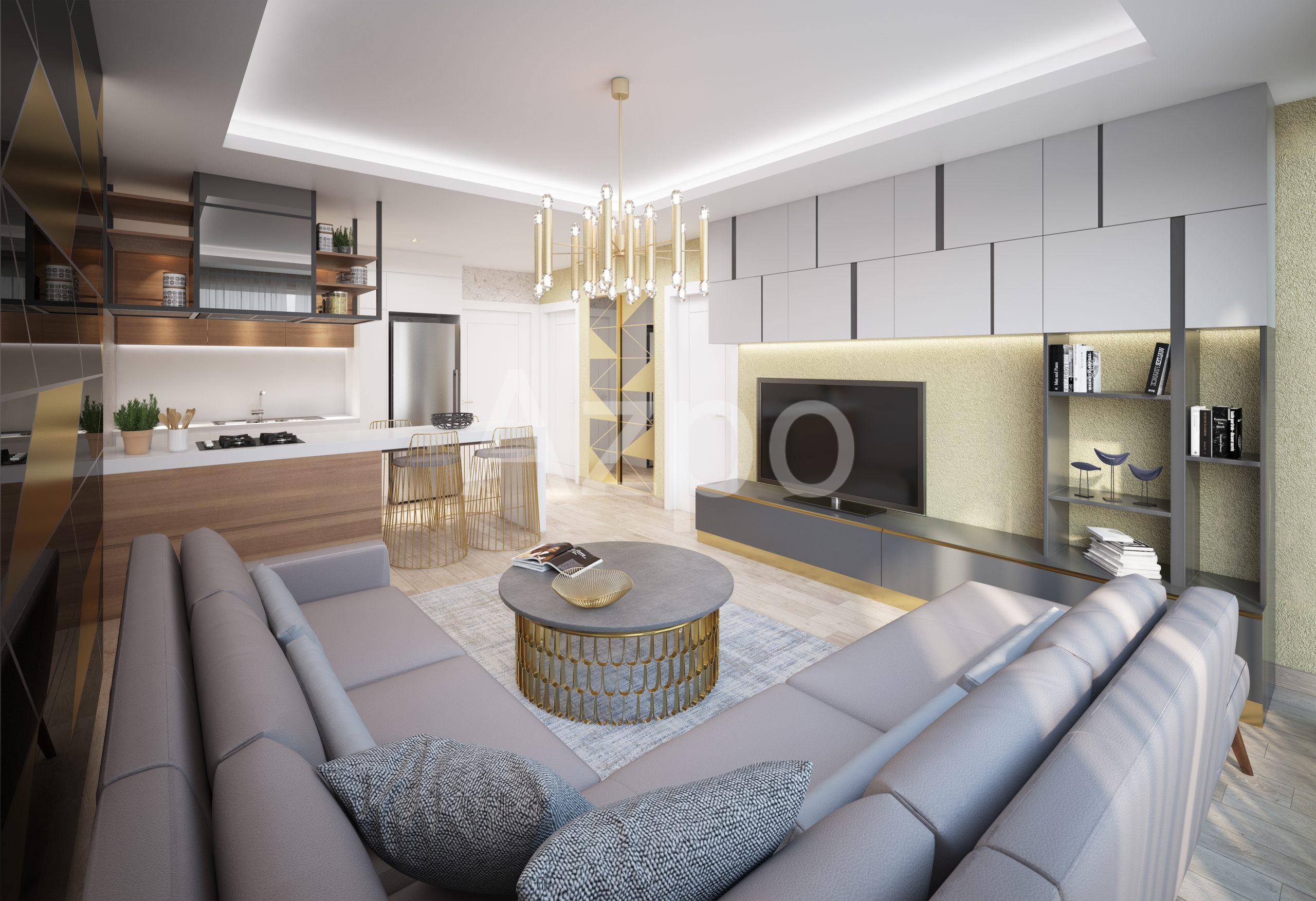 Квартиры в новом готовом комплексе в Стамбуле - Фото 4