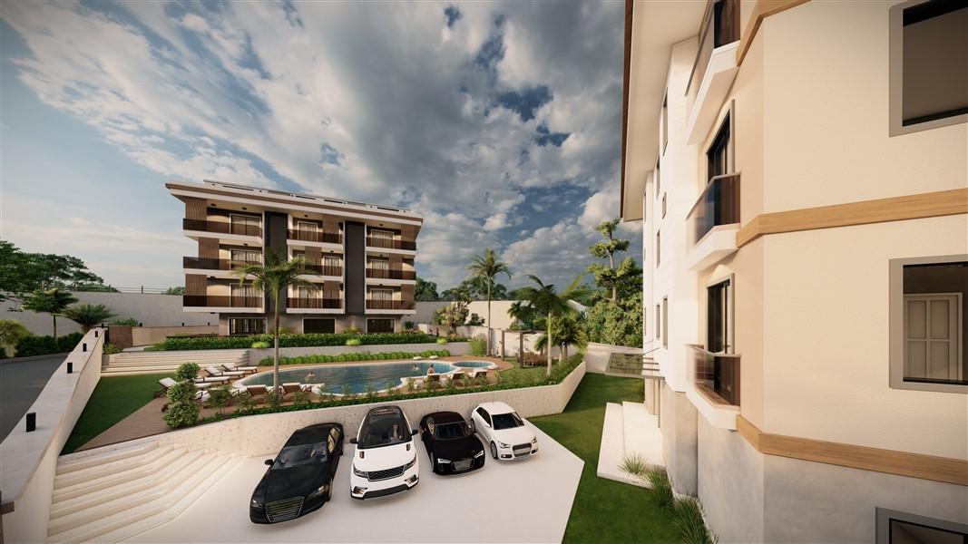 Проект комфортабельного жилого комплекса с инфраструктурой - Фото 15