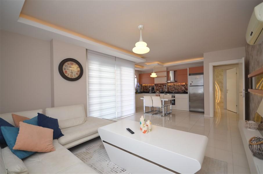 Меблированная квартира 2+1 в центре района Махмутлар - Фото 14