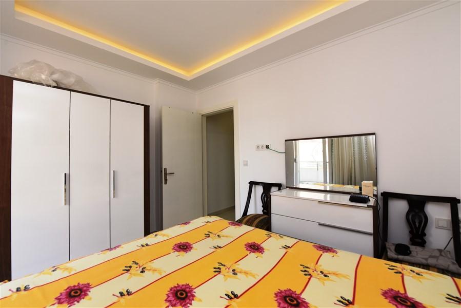 Меблированная квартира 2+1 у пляжа Клеопатры в Аланье - Фото 9