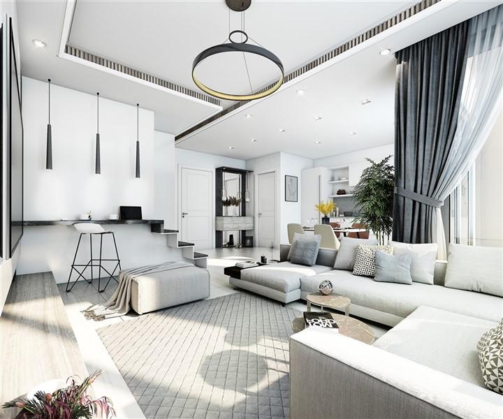 Новые квартиры в центре города Алания - Фото 26