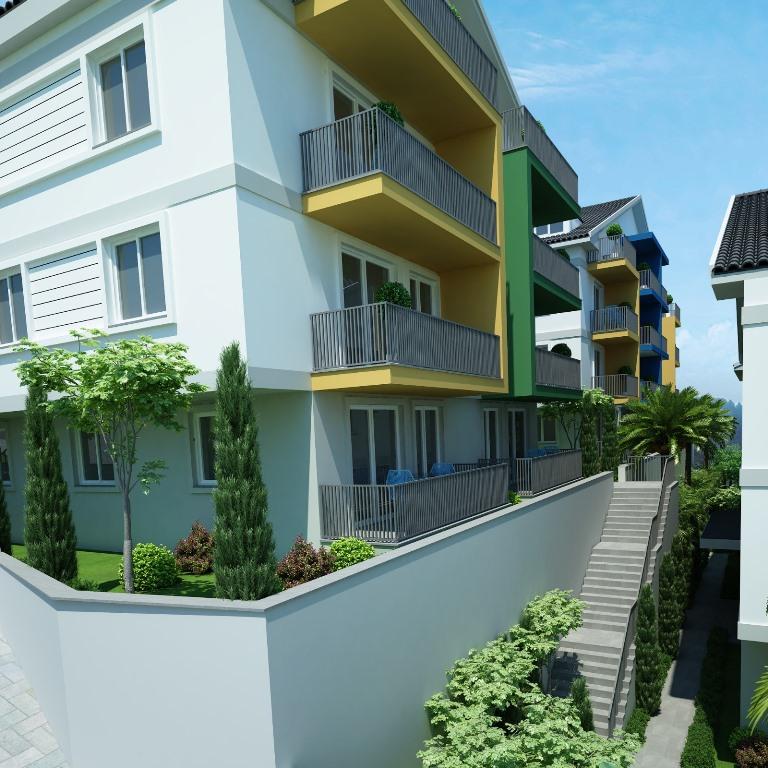 Двухкомнатные квартиры в строящемся комплексе Фетхие - Фото 8
