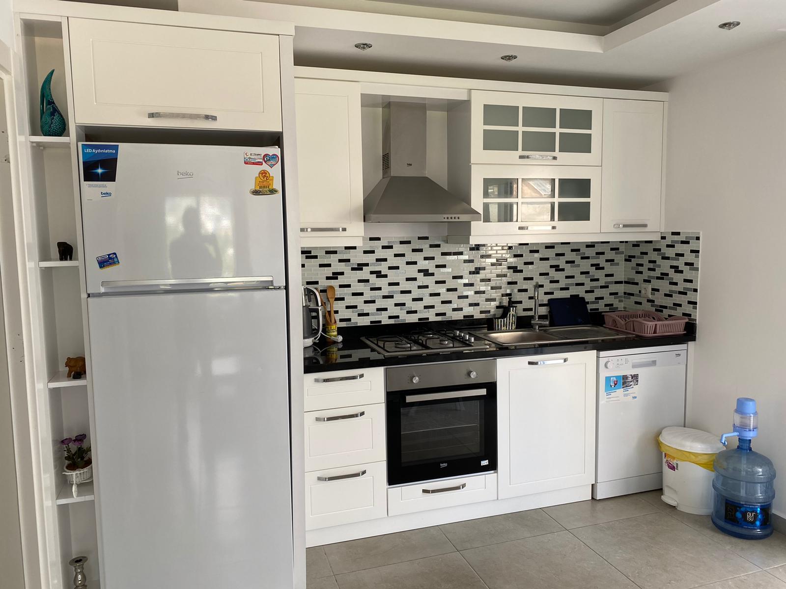 Квартира 1+1 в жилом комплексе района Махмутлар - Фото 13