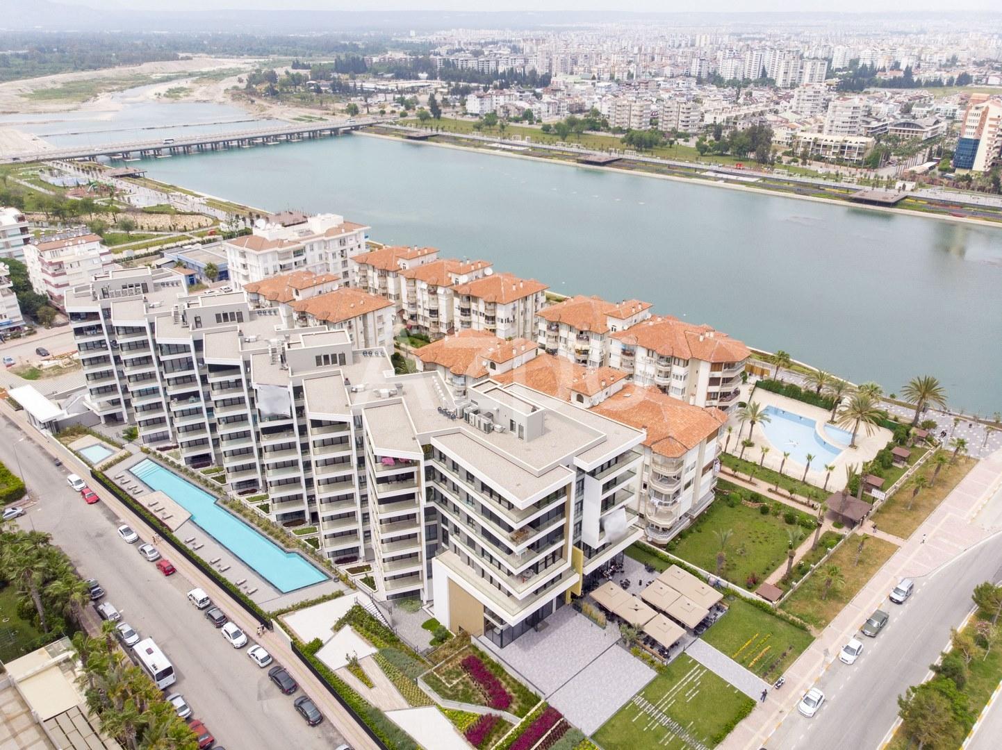 Апартаменты с панорамным видом на Средиземное море - Фото 9