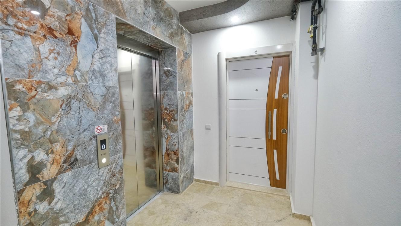 Трёхкомнатная квартира в центральном районе Антальи - Фото 9