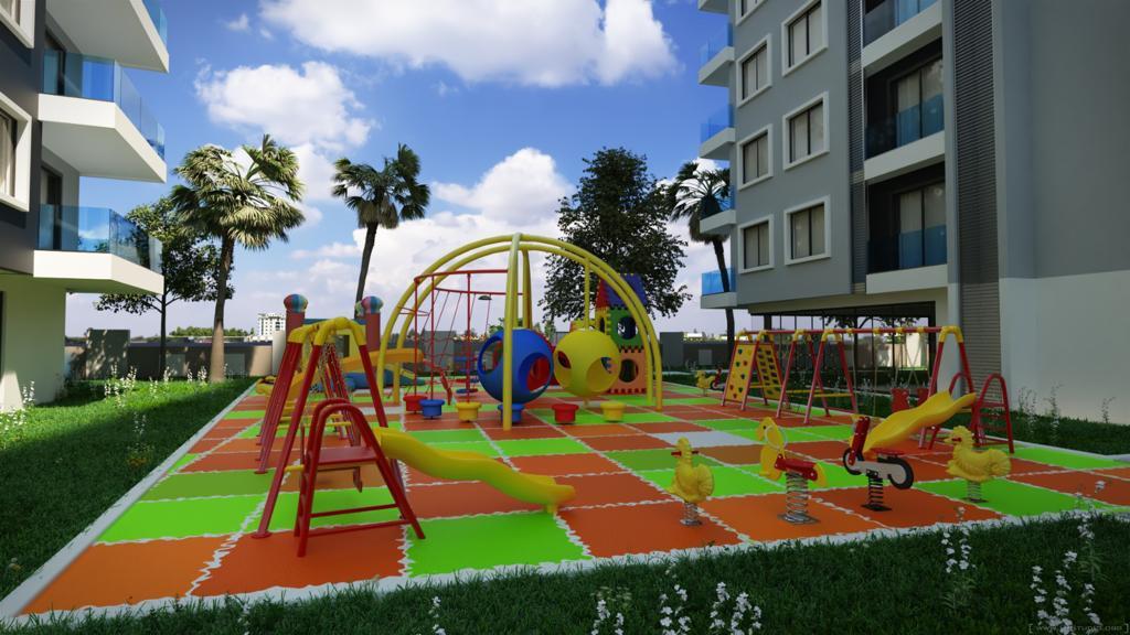 Элитные квартиры в новом проекте жилого комплекса в Махмутларе - Фото 10