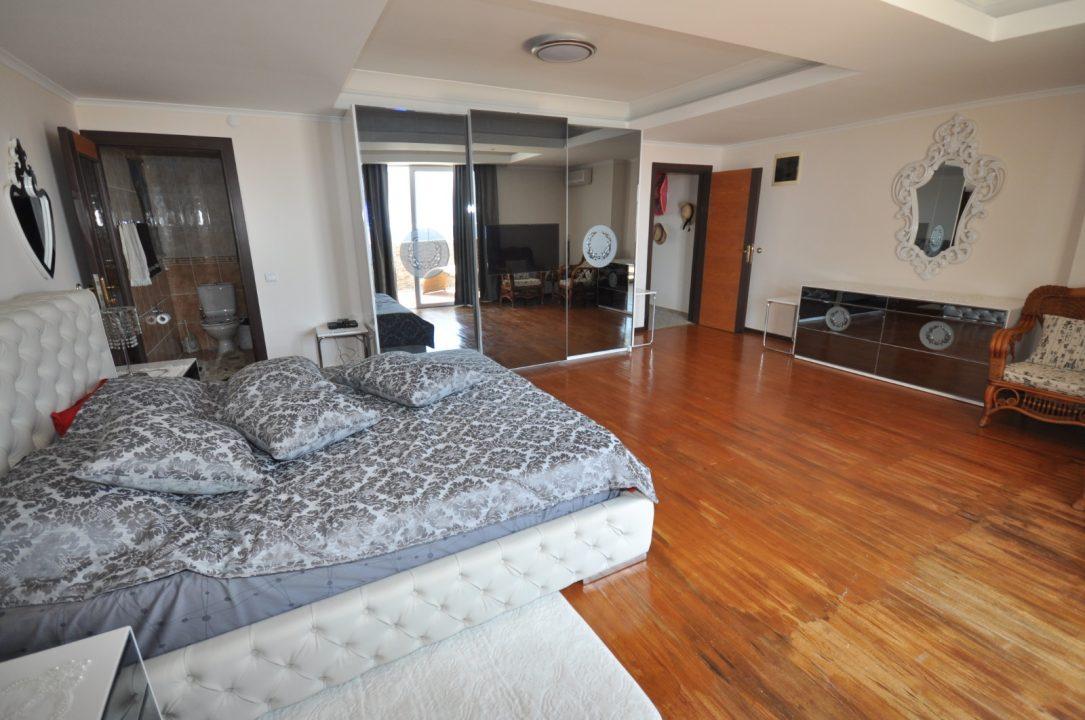 Меблированная квартира 2+1 с видом на море - Фото 14