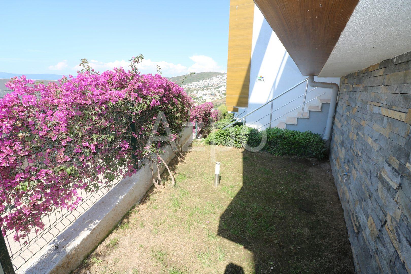Квартира 2+1 в Бодруме с видом на морe - Фото 18