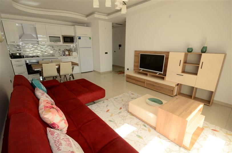 Трёхкомнатная квартира с мебелью в районе Тосмур - Фото 15