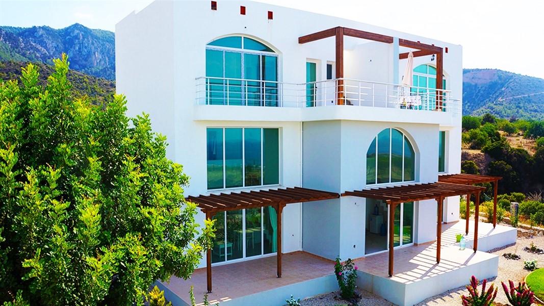 Двухуровневая квартира 2+1 в Кирении по доступной цене - Фото 1