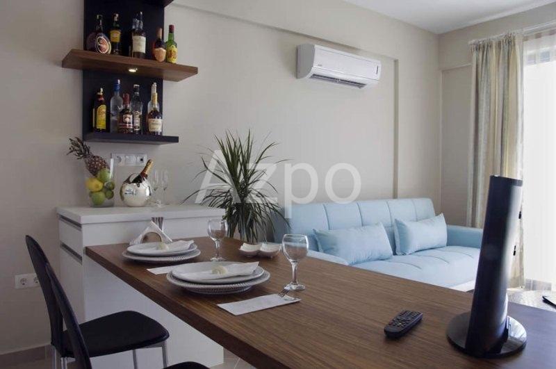 Меблированные апартаменты 1+1 под ключ в Чешме - Фото 8