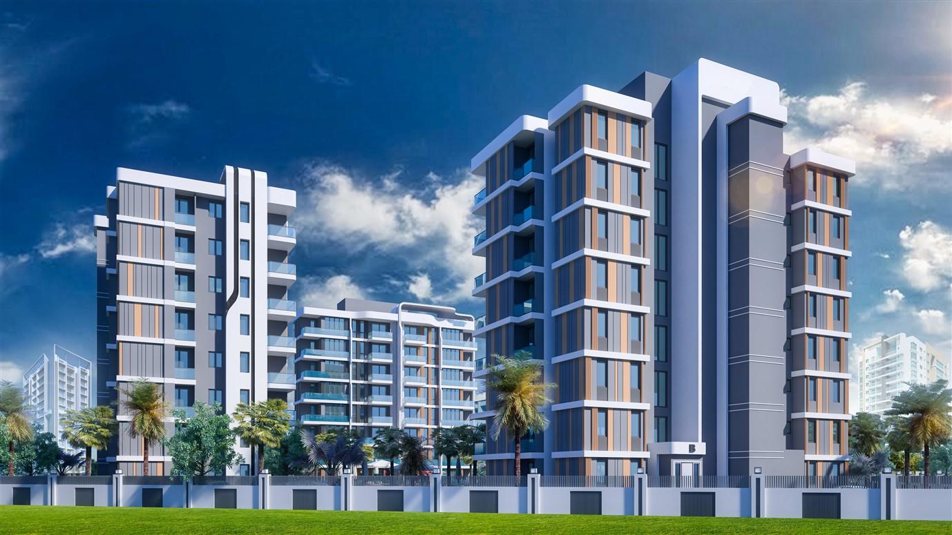 Современные квартиры в элитном комплексе Антальи - Фото 1