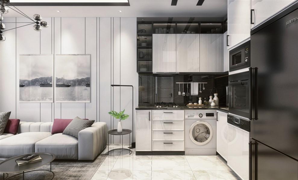 Новые квартиры в центре Аланьи - Фото 25