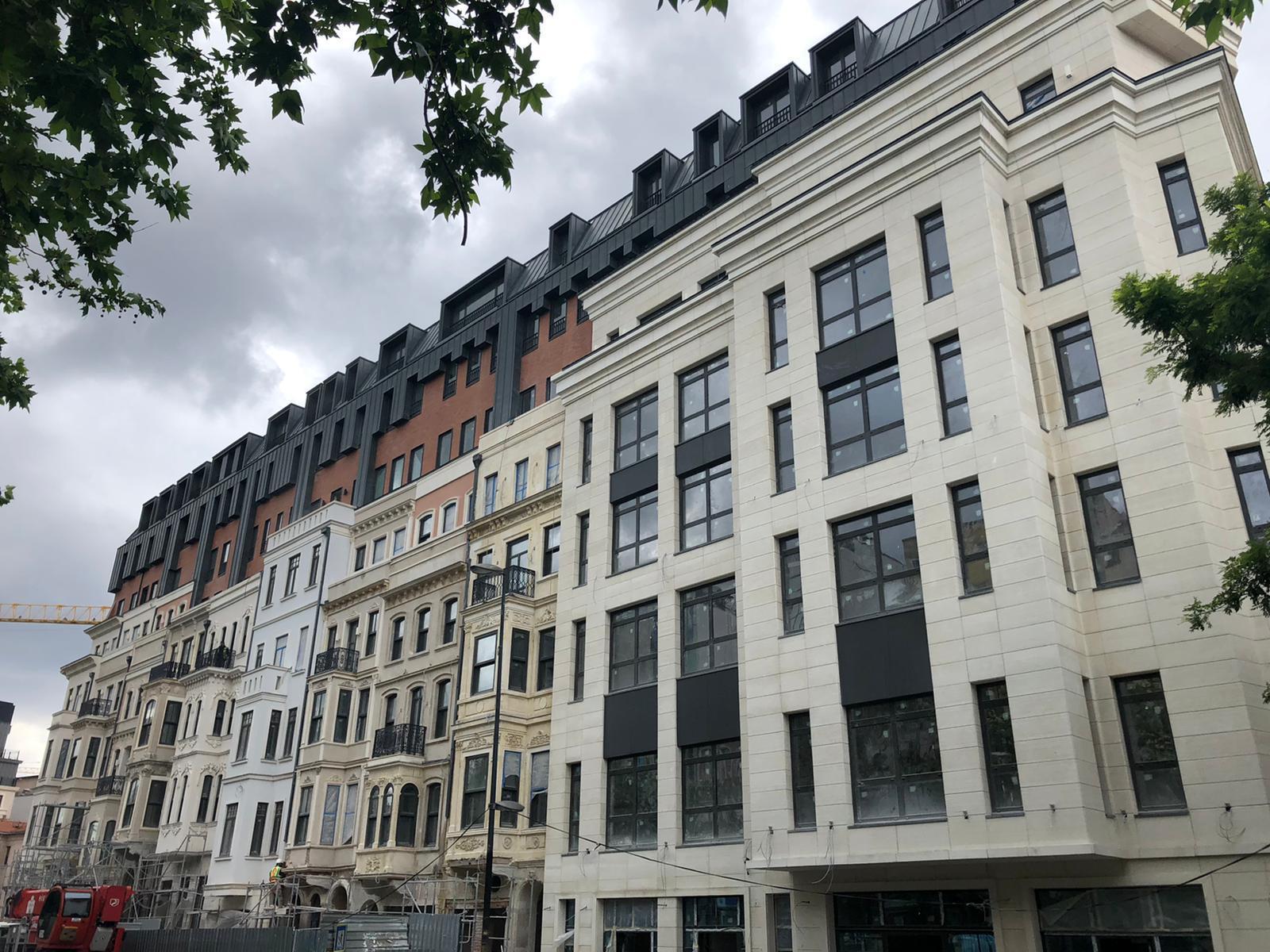 Готовые квартиры в рассрочку в центре Стамбула - Фото 26