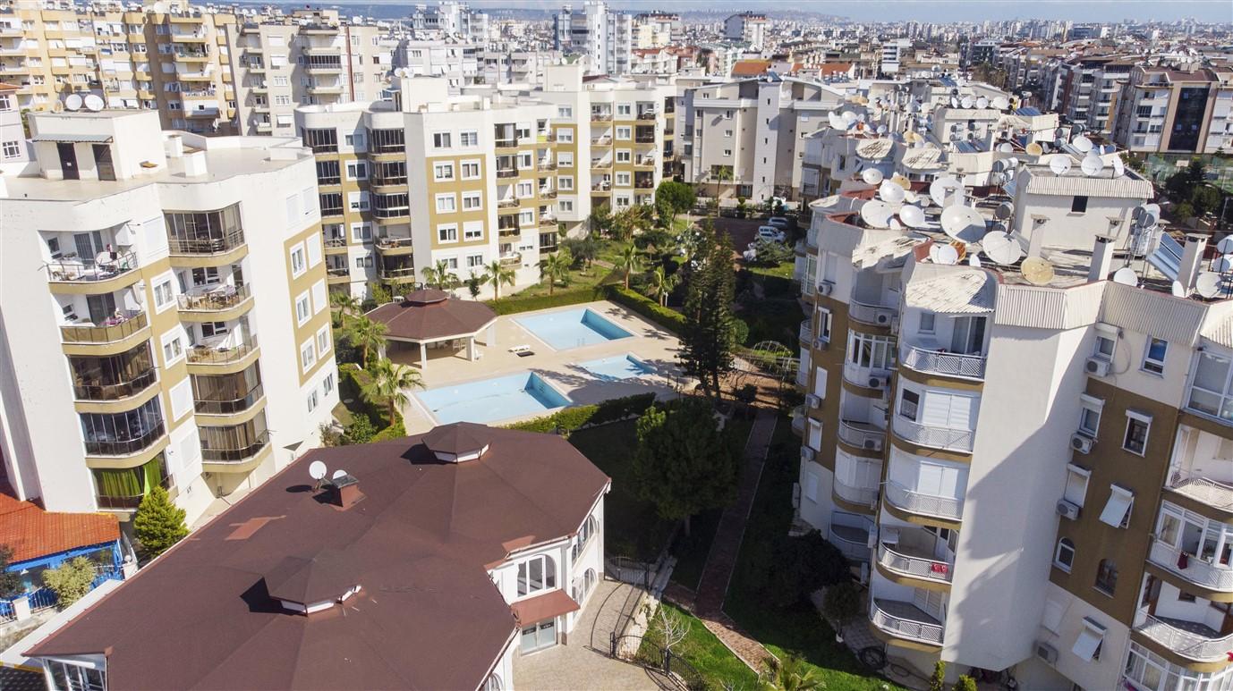 Трёхкомнатная квартира в микрорайоне Лиман Анталья - Фото 2