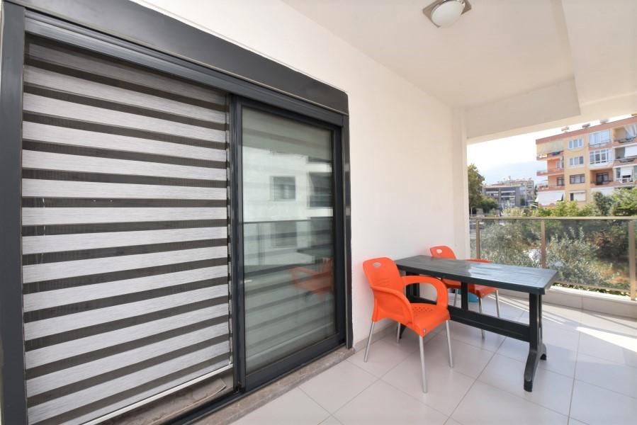 Двухкомнатная квартира с мебелью в центре Аланьи - Фото 20