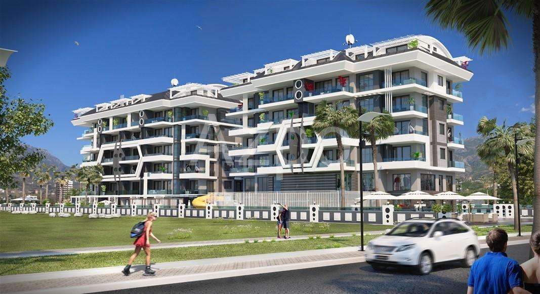 Квартиры и пентхаусы в новом комплексе - Фото 1