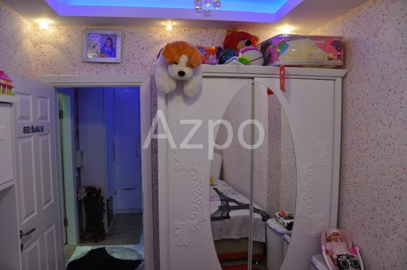 Трехкомнатная меблированная квартира в центре Аланьи - Фото 19