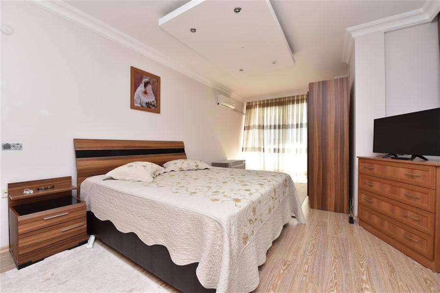 Просторная квартира 3+1 с мебелью в Аланье - Фото 21