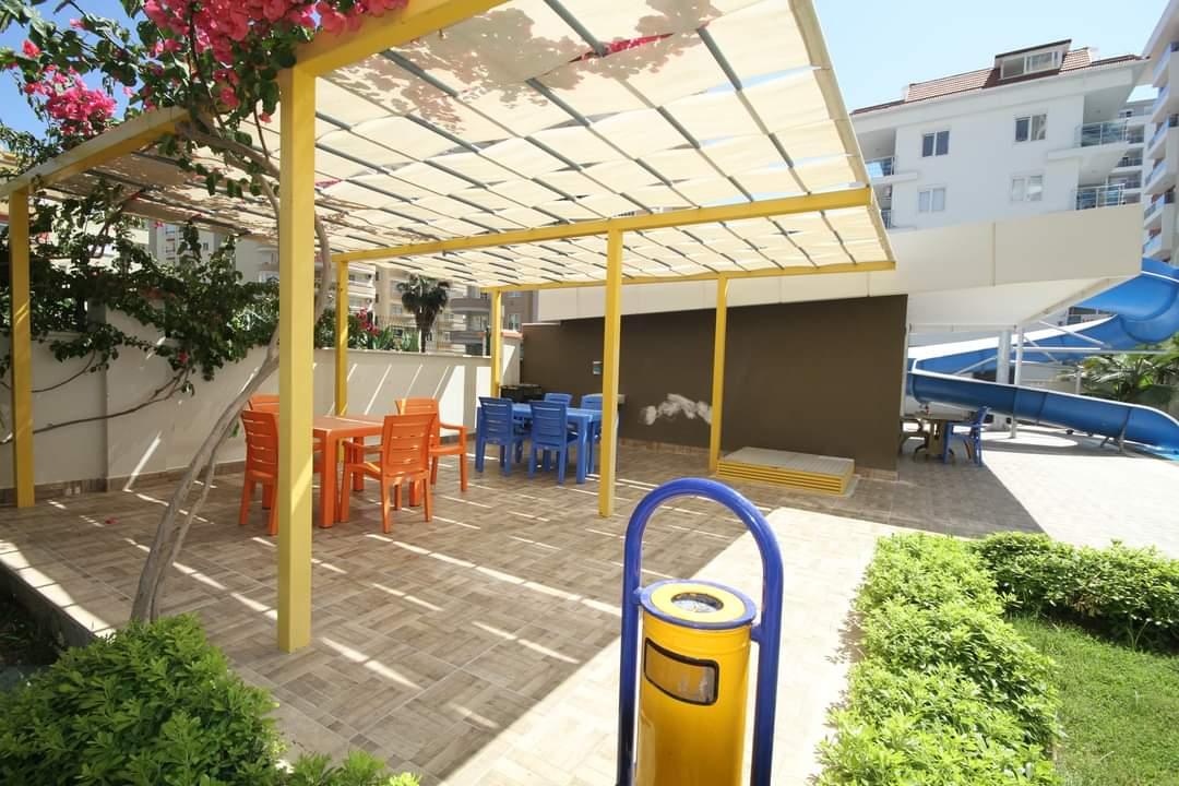Двухкомнатная квартира с мебелью в Махмутларе - Фото 8