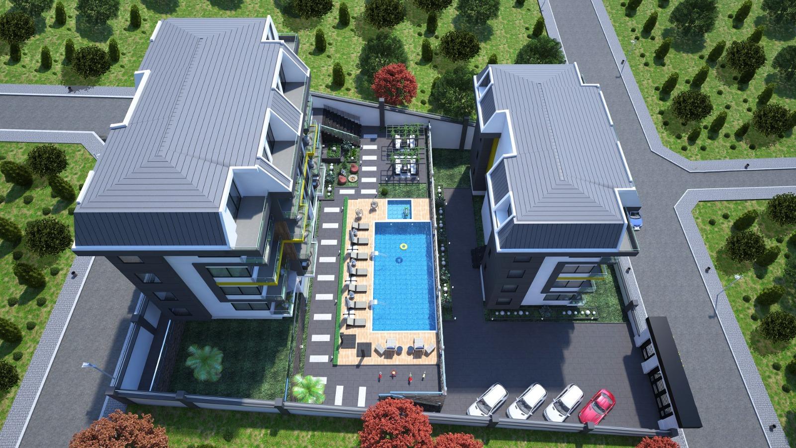 Новые квартиры в районе Кестель - Фото 7