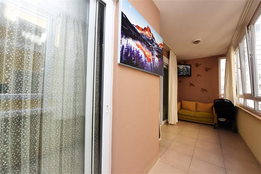 Квартира 1+1 по доступной цене в районе Махмутлар - Фото 8