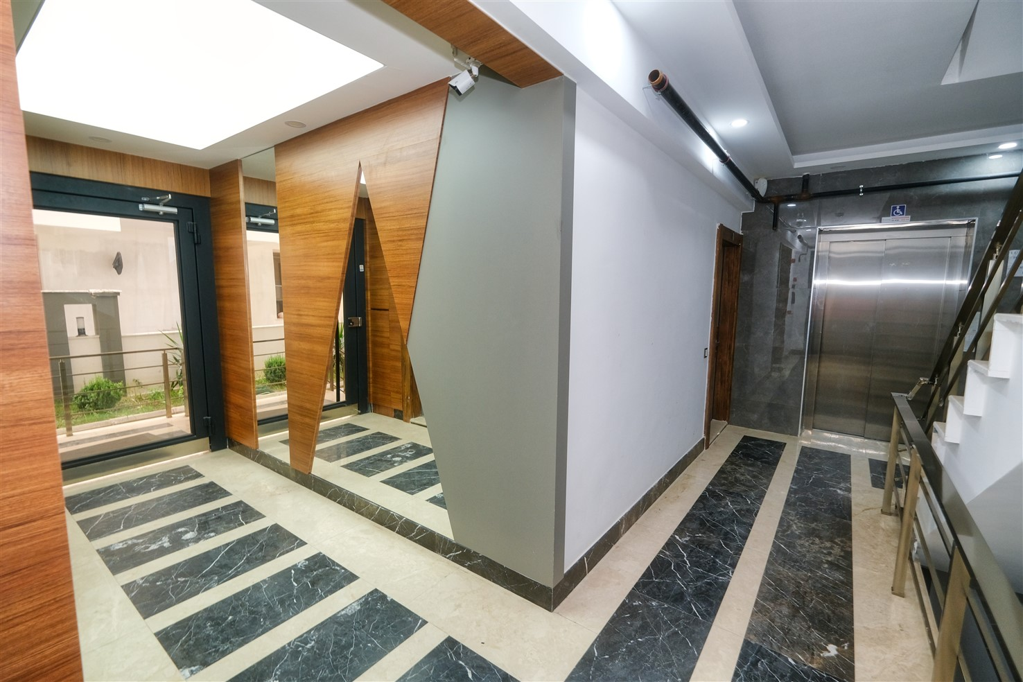 Трёхкомнатная квартира в центре Антальи - Фото 13