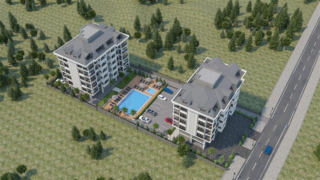 Современные квартиры различных планировок в новом инвестиционном проекте - Фото 1