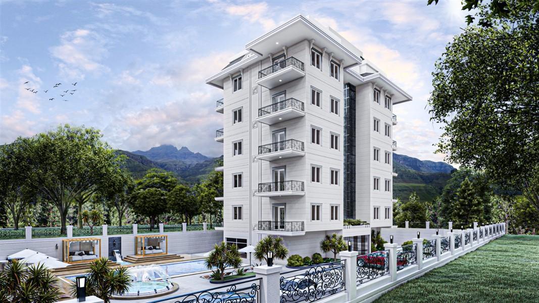 Квартиры в инвестиционном проекте жилого комплекса в Каргыджаке - Фото 3