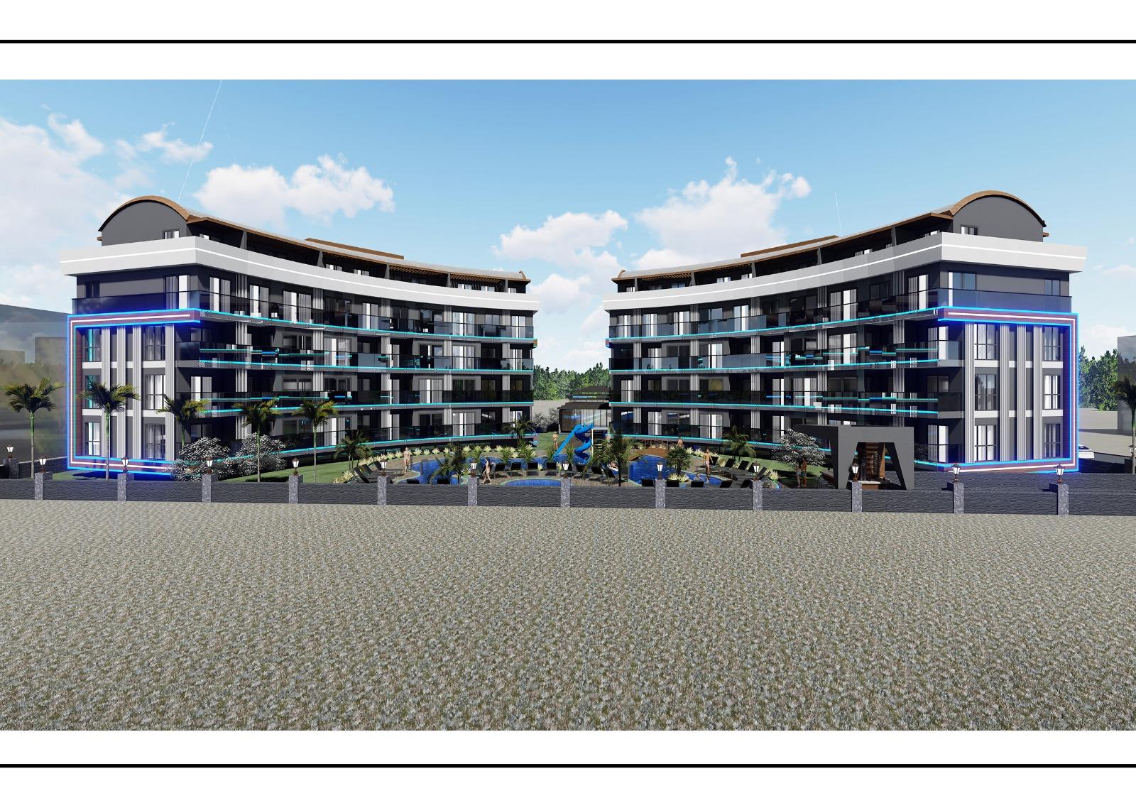 Квартиры в элитном комплексе район Оба (инвестиционный проект) - Фото 2