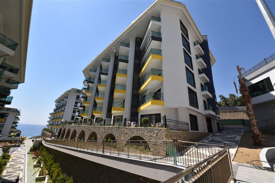 Двухкомнатная квартира в комплексе с концепцией пятизвёздочного отеля