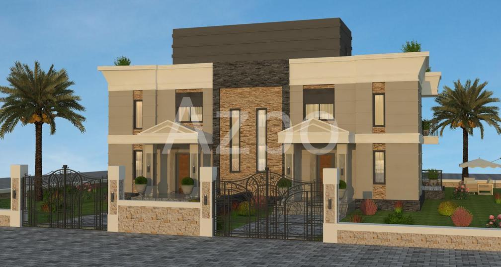 Новый проект эковилл в районе Каргыджак - Фото 2