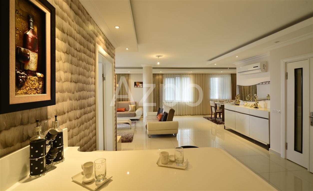 Апартаменты в элитном комплексе у пляжа Клеопатры - Фото 17