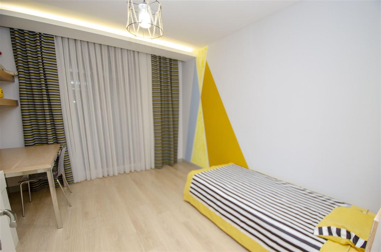 Квартира 4+1 с дизайнерским ремонтом в Унжалы - Фото 24