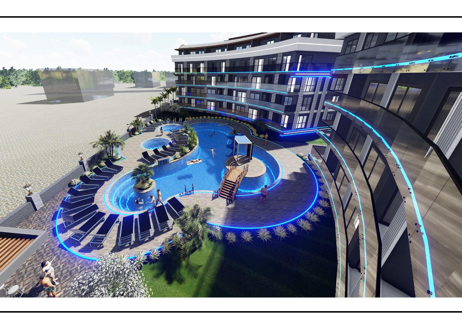 Квартиры в элитном комплексе район Оба (инвестиционный проект) - Фото 5