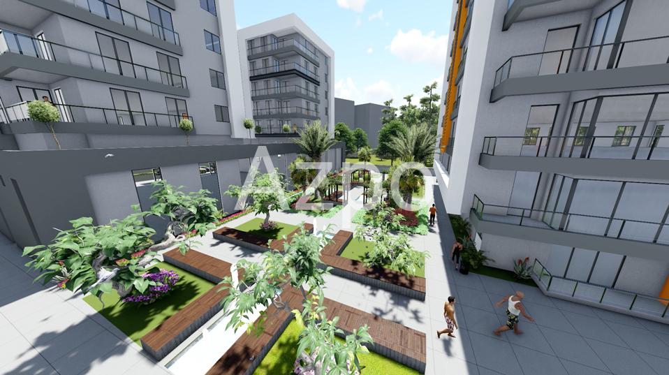 Новый проект элитного жилья в Коньяалты - Фото 2