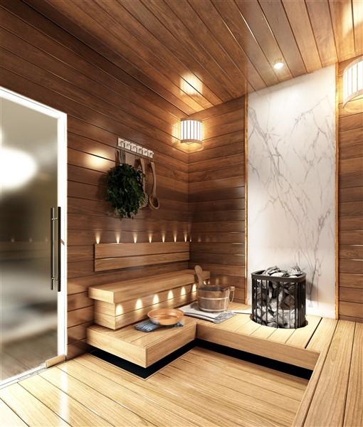 Новые квартиры в центре города Алания - Фото 19