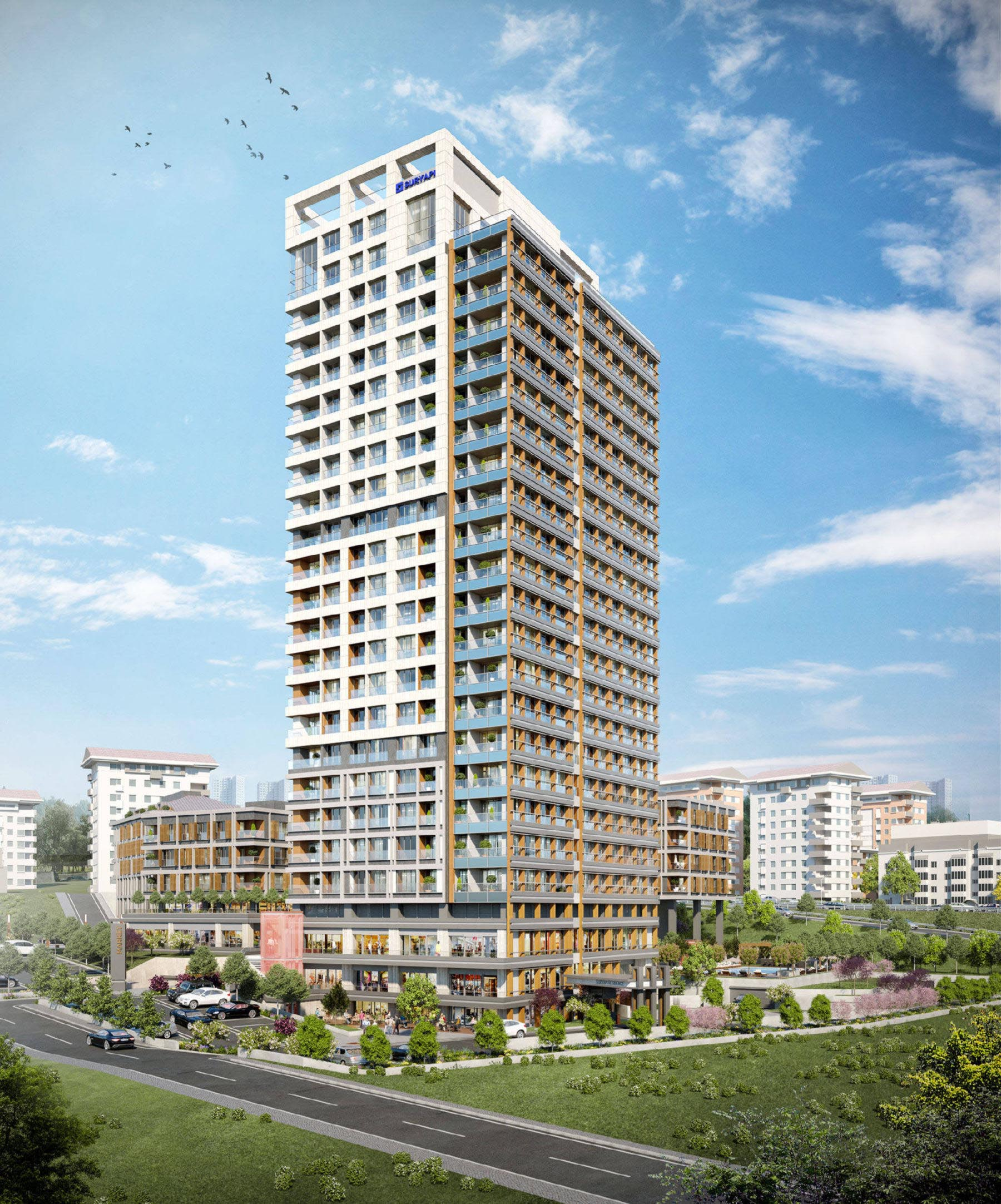 «Умные» квартиры в новом жилом комплексе Стамбула - Фото 11