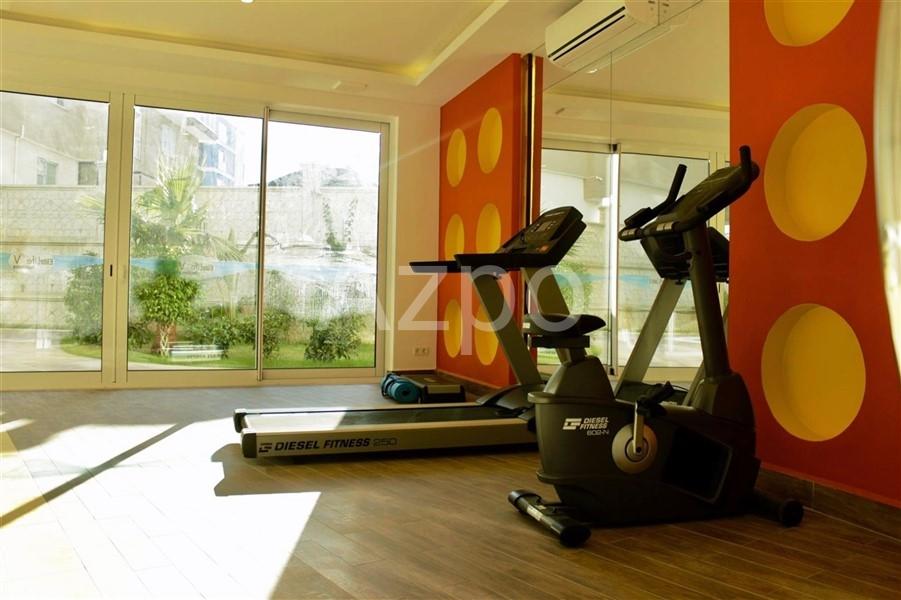 Дуплекс с мебелью в центре Махмутлара - Фото 8