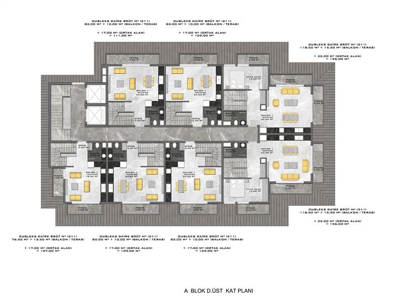 Роскошные квартиры в инвестиционном проекте - Фото 80