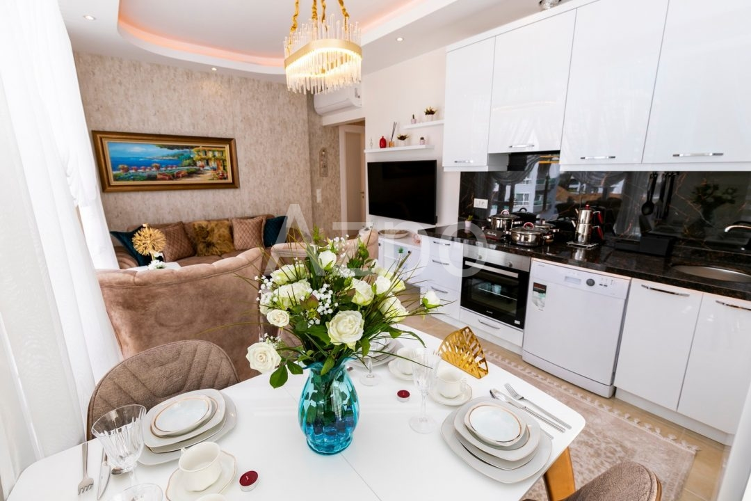 Квартиры в новом комплексе в Махмутлар - Фото 14