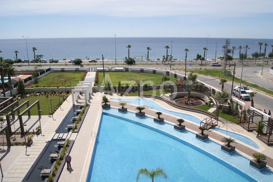 Квартиры с видом на море в элитном комплексе Антальи - Фото 24