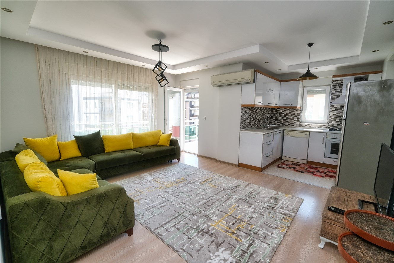 Трёхкомнатная квартира в микрорайоне Хурма Анталья - Фото 13